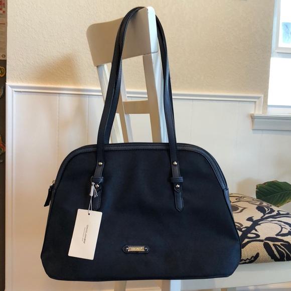 d717fe75d15e David Jones Paris Bags | Navy Handbag | Poshmark